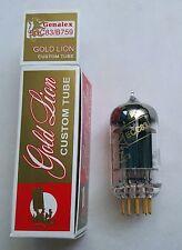 New 1x Genalex Gold Lion 12AX7 / ECC83 | One / Single Tube