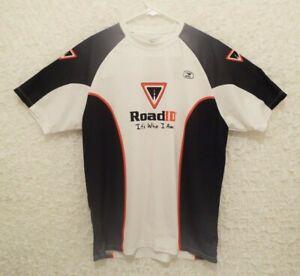 Sugoi-Cycling-Riding-Jersey-Mens-Medium-Road-ID-Road-Racing-Triathlon-shirt