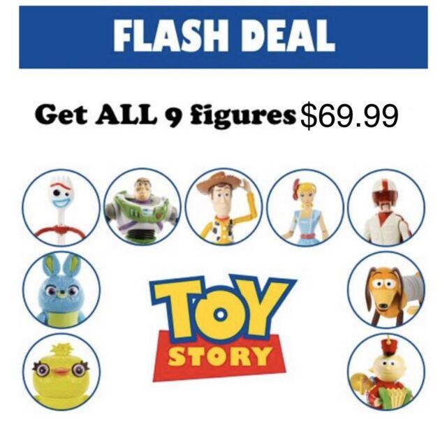 Copripiumino Toy Story.Toy Story 4 Salvataggio Set Copripiumino Doppio Rotante Lenzuola