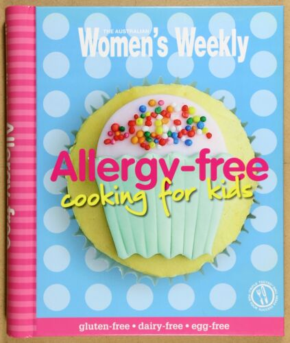 1 of 1 - Australian Womens Weekly Allergy Free Cooking for kids Buy more than 1 $10 PostC