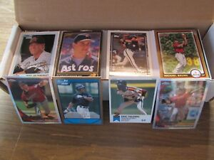 HOUSTON-ASTROS-LARGE-500-CARD-LOT-INSERTS-ROOKIES-amp-PARALLEL-CARDS-ONLY