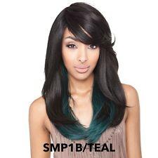 ISIS Brown Sugar Human Hair Style Mix Wig BS110 Natural Texture