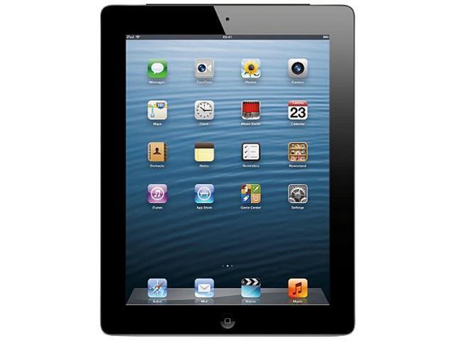 Apple iPad 3 3rd 16GB, Wi-Fi, 9.7in - Black (MC705LL/A) - C