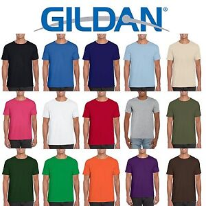 6-pack-gildan-softstyle-coton-uni-hommes-femmes-t-shirts-de-gros-bon-marche-vrac