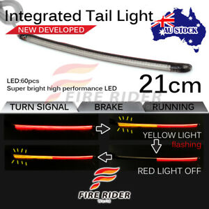 For-Most-Motorcycle-FRW-21cm-LED-Integrated-Tail-Light-Brake-Turn-Signal