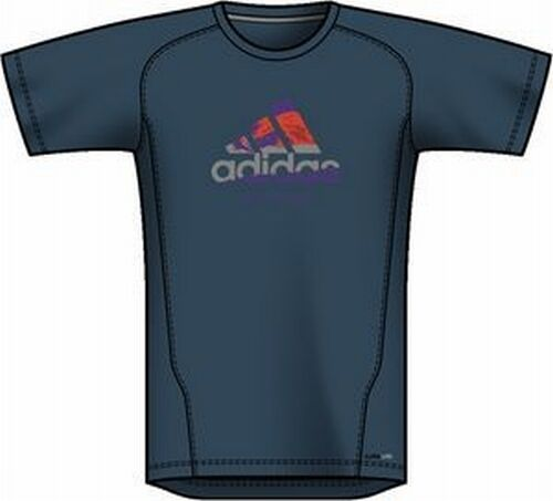 Adidas Ht Drirelease Logo Maglietta x21244 Outdoor T-shirt