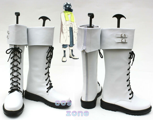 DMMD Dramatical Murder Clear Cosplay Shoes Boots Customization