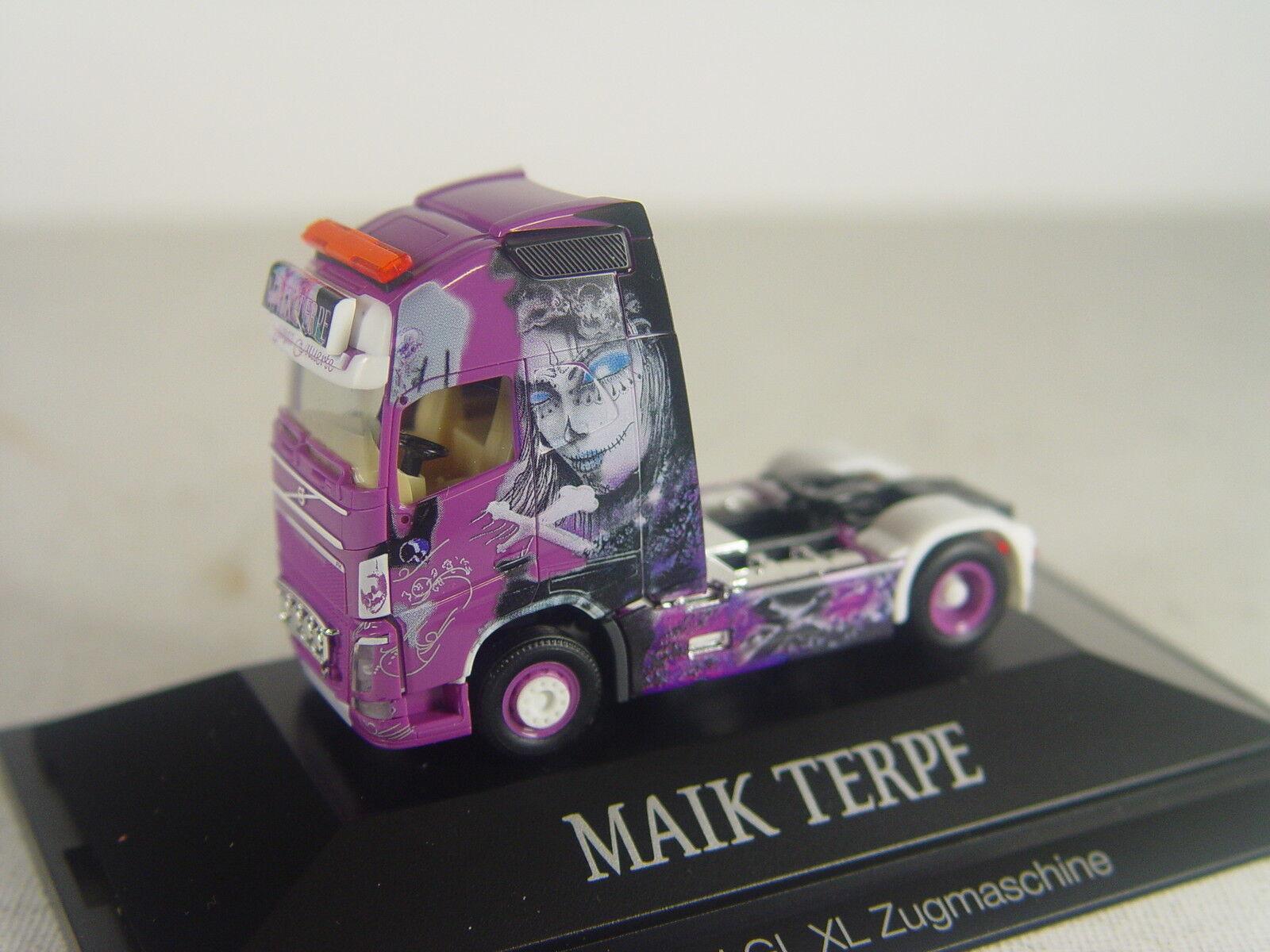 Ahorre hasta un 70% de descuento. Volvo FH FH FH GL XL tractor camión aerógrafo Maik terpe-Herpa 1 87 - 110815   e  sorteos de estadio