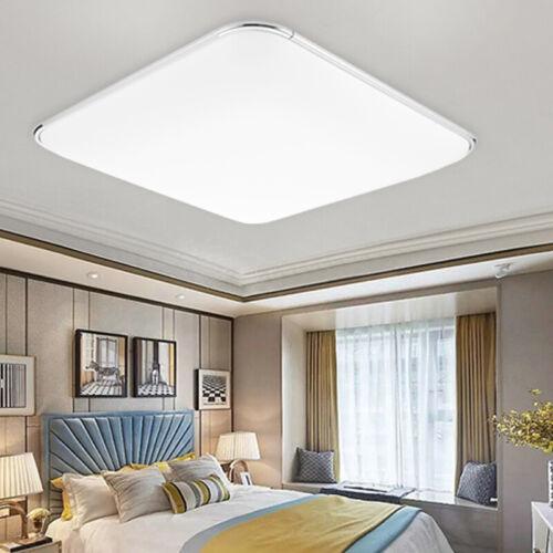 12W LED Deckenleuchte Wohnzimmer Badleuchte Flur Designwettbewerbes Eckig IP44
