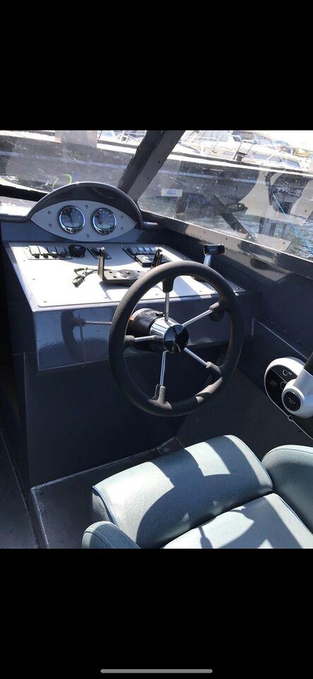 Trollingbåd, Motorbåd, årg. 2009