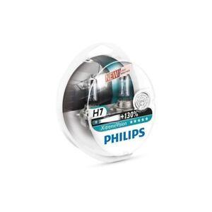 glühlampe philips h7 (12v 55w) x-treme vision plus 130 2 stück | ebay