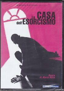 Dvd LA CASA DELL'ESORCISMO di Mario Bava nuovo 1975