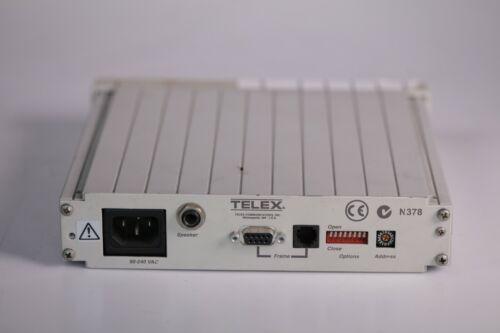 Telex RTS MKP-4 Position Desktop Key panel
