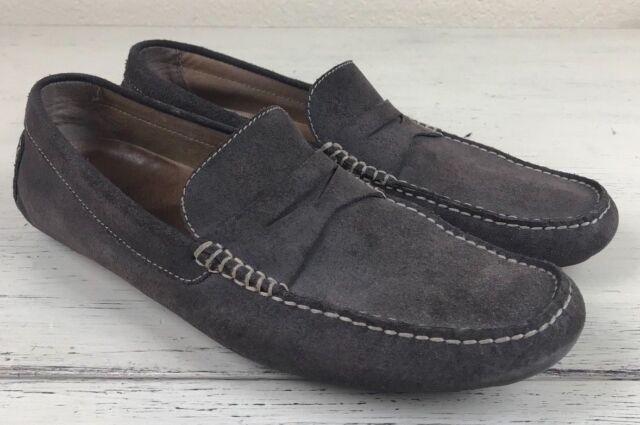 Varran Suede Driving Loafer