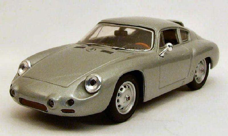 Porsche Abarth Gs 1960 Prova 1 43 Model BEST BEST BEST MODELS 73c054