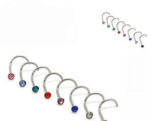 20pcs-Nose-Studs-Screw-Rhinestone-Crystal-Ring-Bone-Bar-Pin-Piercing-Mixed-Color