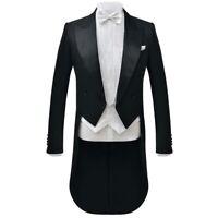1ff0cedb8 Vido gallatøj kjole og hvidt til mænd sort str.......
