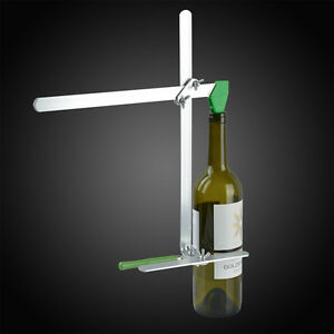 Hot glass wine bottle cutters recycles cutting tool for Diy wine bottle cutter