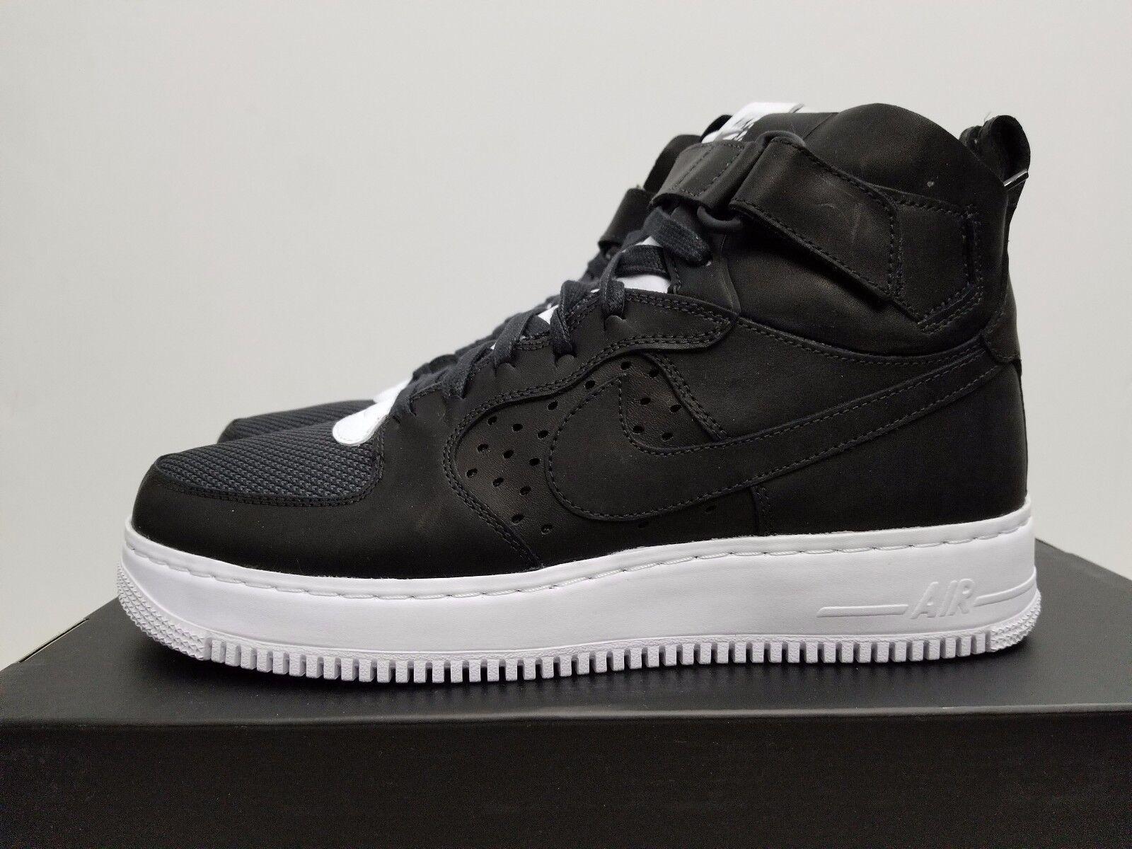 Force Air NikeLab 1 SP 9 11 Size Black White 917494 001 TC