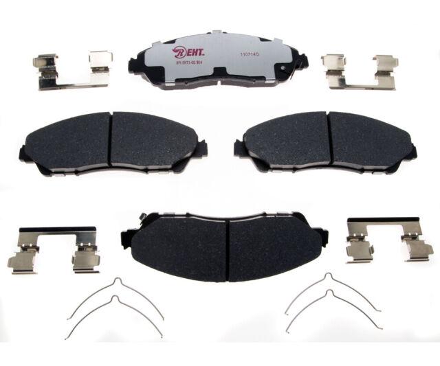 Disc Brake Pad Set-Element3; Hybrid Technology Front Raybestos EHT1723H