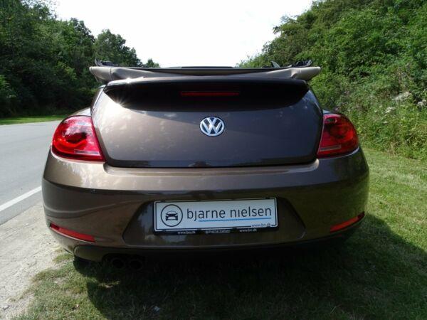 VW The Beetle 1,4 TSi 160 Design Cabriolet DSG - billede 5
