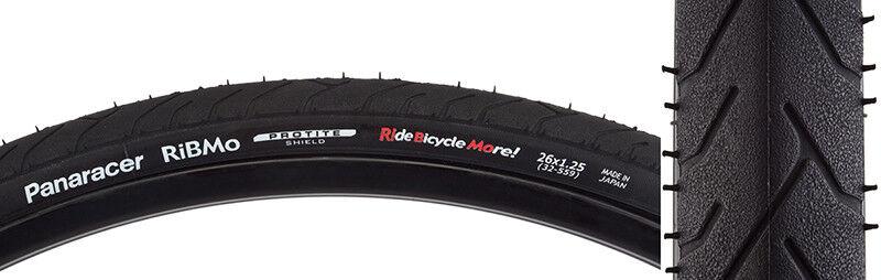 Panaracer RiBMo Tire Pan Ribmo Predite 26x1.25 Fold Bk blk