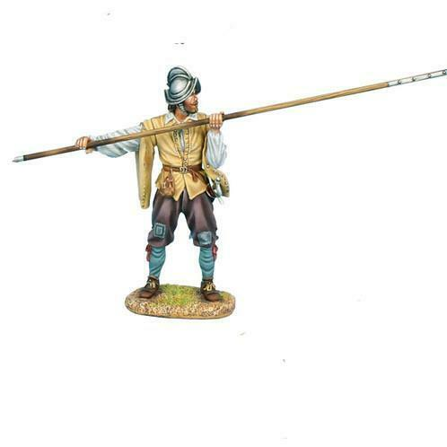 TYW017 - Spanish Tercio Pikeman Thirty Years War - First Legion