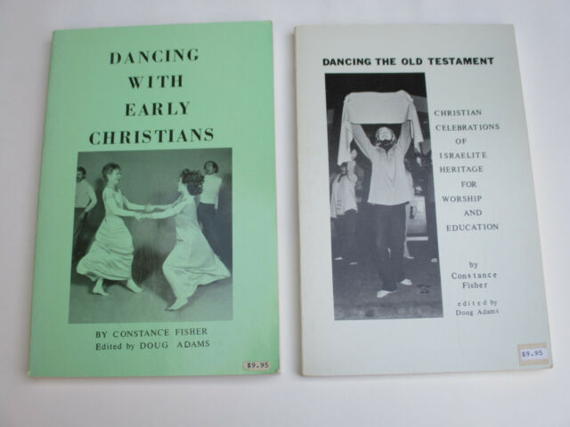 Christian Dancing Celebrations Worship How to Educational Religious Vintage '80s