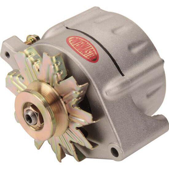 [SCHEMATICS_4FR]  Powermaster 8-47101 Alternator Ford Upgrade 100 Amp 75 Idle 1v Pulley 1 Wire  for sale online | eBay | Ford Powermaster Alternators Wiring |  | eBay