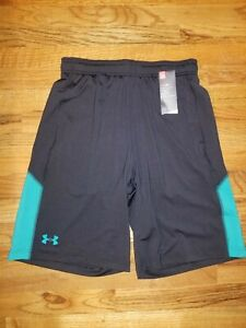 UNDER ARMOUR Men/'s UA Payload Shorts NWT Chambray Blue SIZE 34