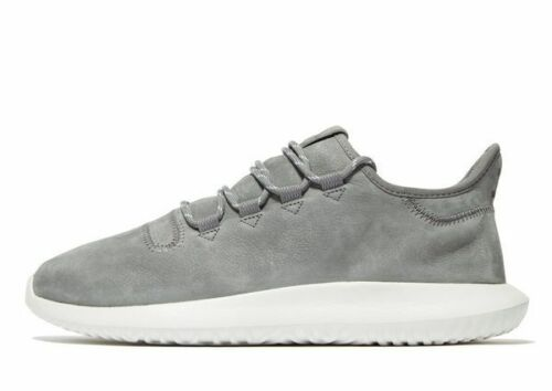 Adidas 8 5 Nuevo Originals caja Gray Leather en uk Tubular Shadow pfTcqp6Crw