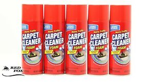 Foam Carpet Cleaner Home Store Heavy Traffic Shampooing