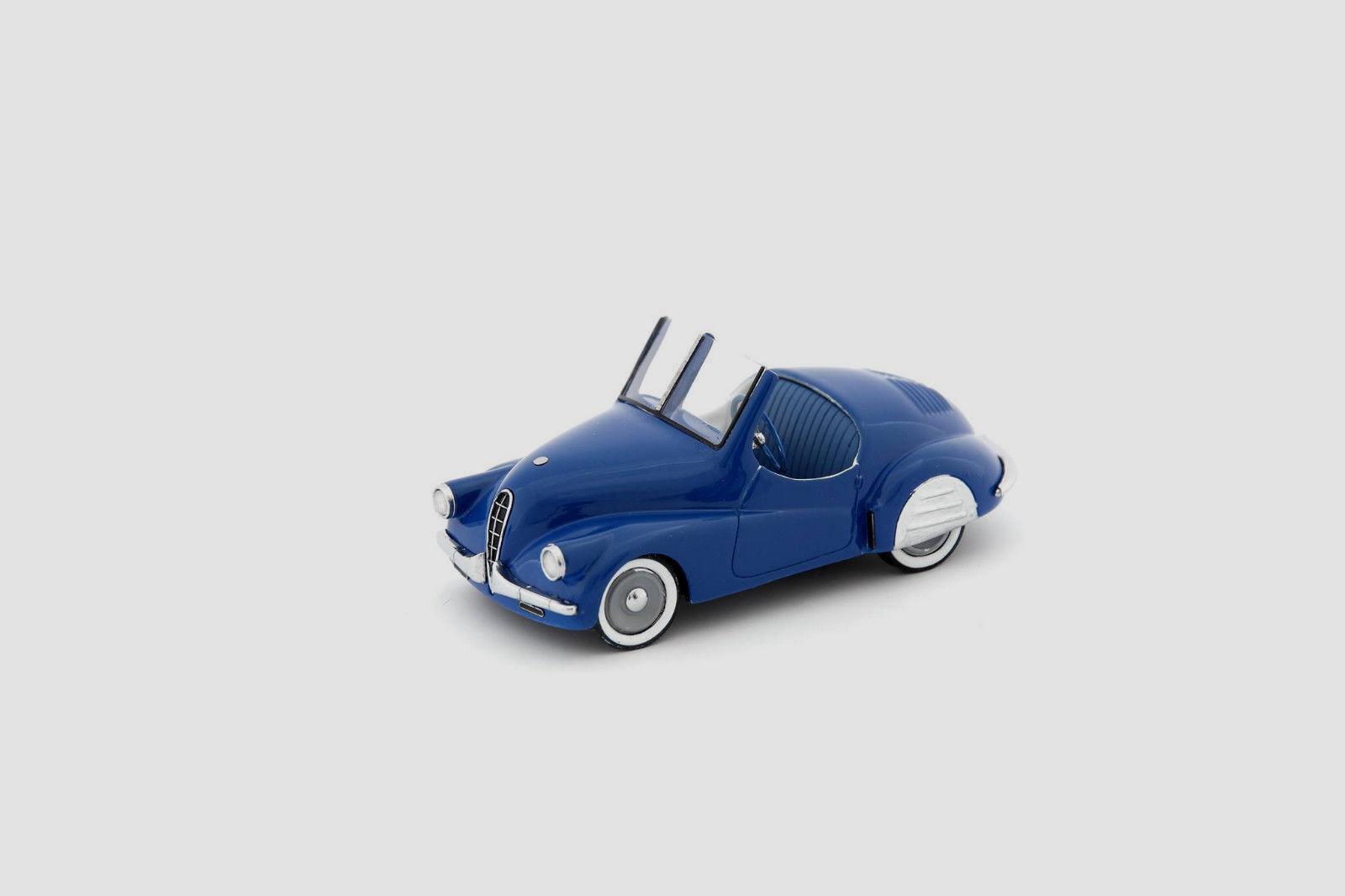 Wonderful modelcar A.L.C.A. VOLPE 1947 - Blau - scale 1 43 - ltd.edition