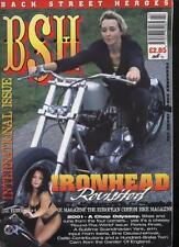 BSH THE EUROPEAN CUSTOM BIKE MAGAZINE - February 2001