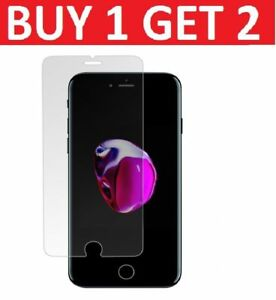Genuine-Tempered-Glass-Film-Screen-Protector-For-Apple-iPhone-7-Plus
