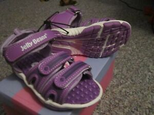 Jelly-Beans-Purple-Sandals-Size-1