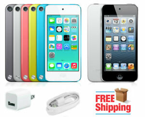 Apple-iPod-touch-5th-Generation-Wi-Fi-16GB-32GB-64GB-ALL-COLORS-A-B-Grade