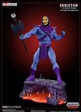 Pop Culture Shock Sideshow Skeletor Exclusive 1:4 Statue Masters of the Universe