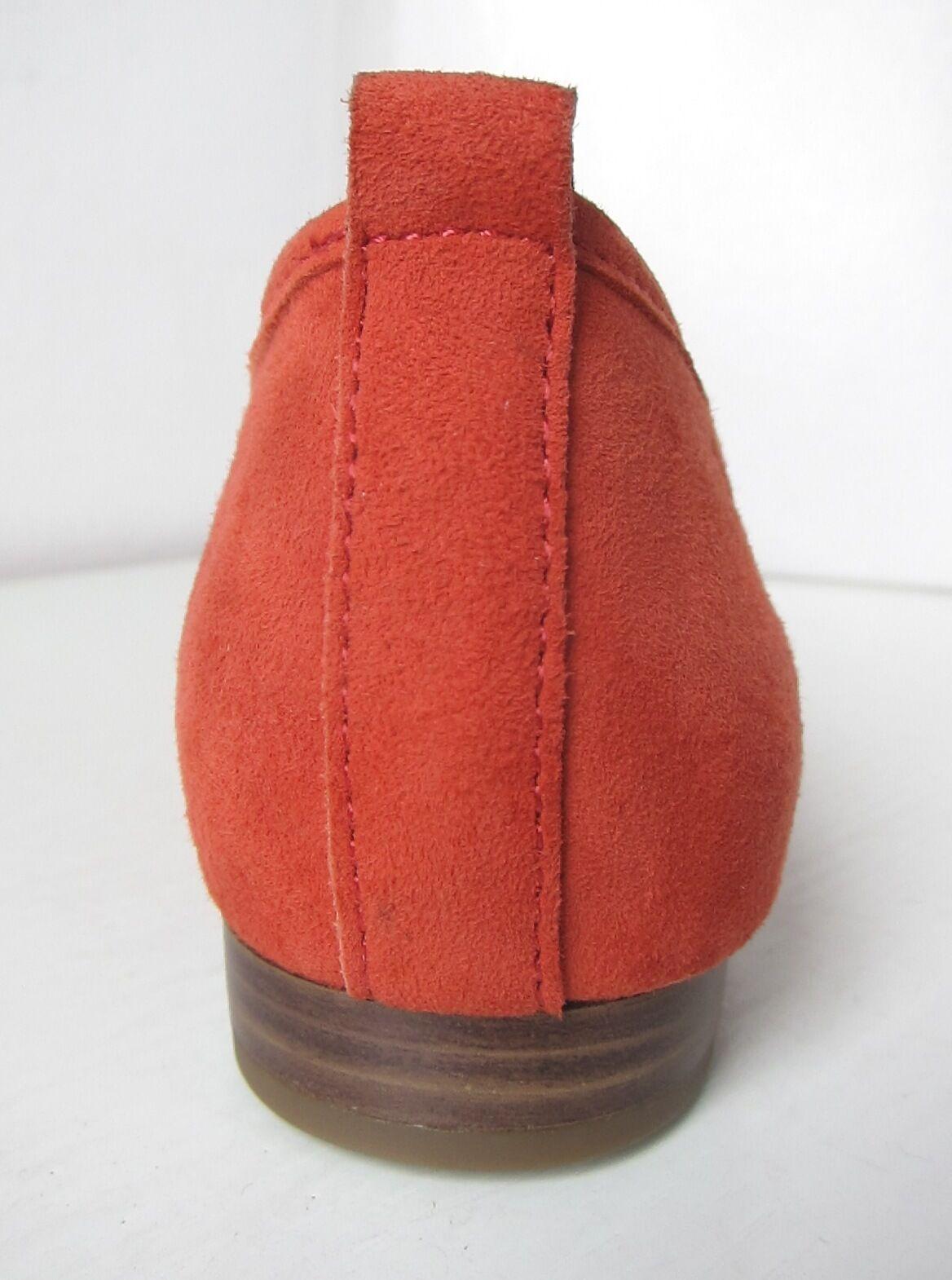 Tamaris Wildleder Ballerina Wildleder Tamaris mandarin Gr 39 suede schuhe orange ballerinas birago e5b1c9