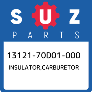 13121-70D01-000-Suzuki-Insulator-carburetor-1312170D01000-New-Genuine-OEM-Part