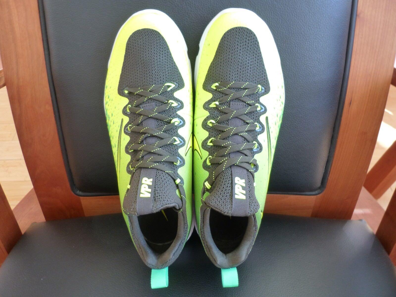 Men's Nike Vapor Speed Turf Football Trainers Shoes 833408 Volt 10.5