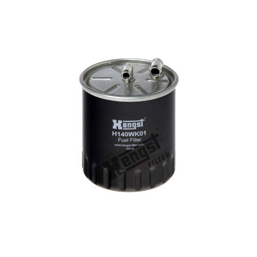 Si adatta MERCEDES CLASSE C W203 C 270 CDI ORIGINALE HELLA HENGST Filtro Carburante in Linea