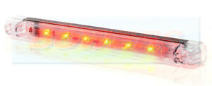 WAS-W87-UNIVERSAL-E-APPROVED-CLEAR-LED-HIGH-LEVEL-MOUNT-REAR-BRAKE-LIGHT-LAMP