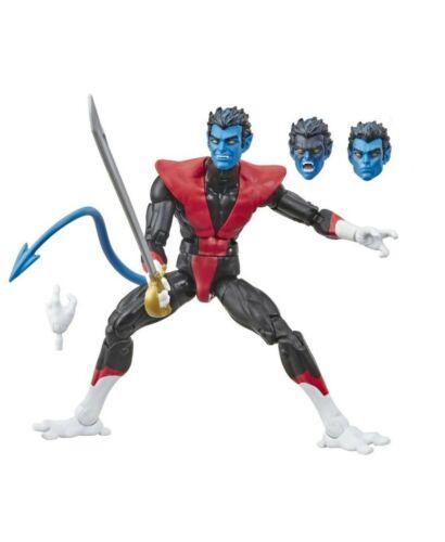 "Nightcrawler Marvel Legends X-Men X-Force Wendigo wave 6/"" loose action figure"