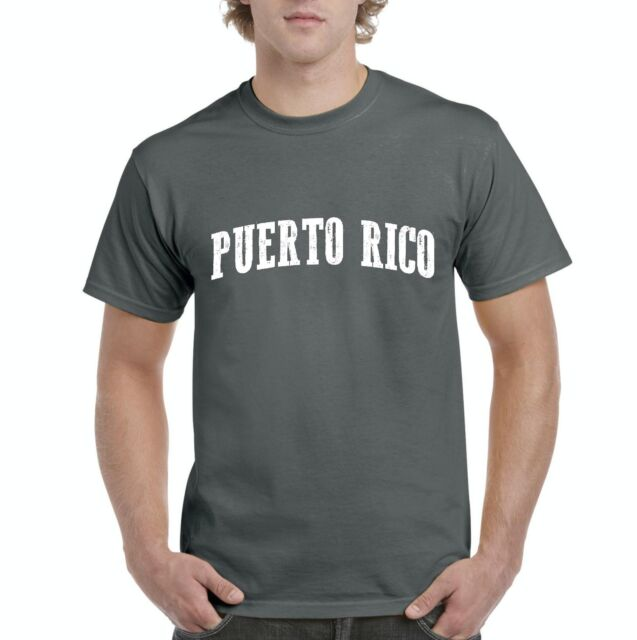 All sizes Puerto Rico T-shirt soft cotton Florida Boricua San Juan Miami