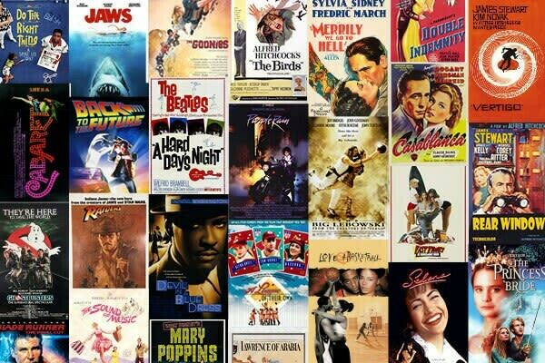 Classic movies and Tv shows for sale