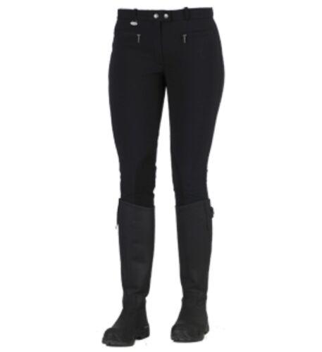 Beige 6 sizes. Toggi Arctic Ladies Hardwearing Winter Breeches Jodhpurs Black