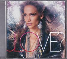 CD 12T INCLUS 1T BONUS JENNIFER LOPEZ LOVE ? DE 2011 NEUF SCELLE
