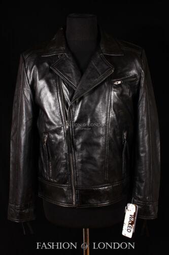 en motard pour classique cuir motard Veste noir Interceptor d'agneau cuir moto style de en YzwgxCqa