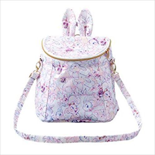 2017 Tokyo Disney Resort Limited Miss Bunny Thumper Backpack Bag F//S Easter